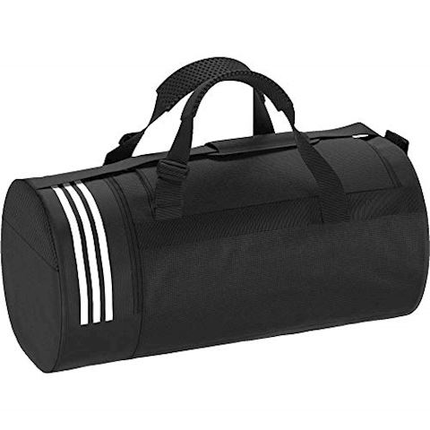 adidas Convertible 3-Stripes Duffel Bag Medium Image 3