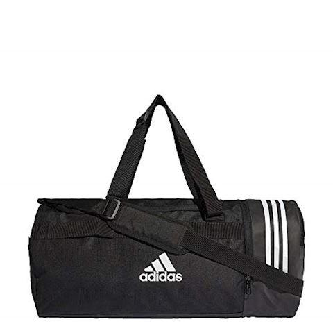 adidas Convertible 3-Stripes Duffel Bag Medium Image 6