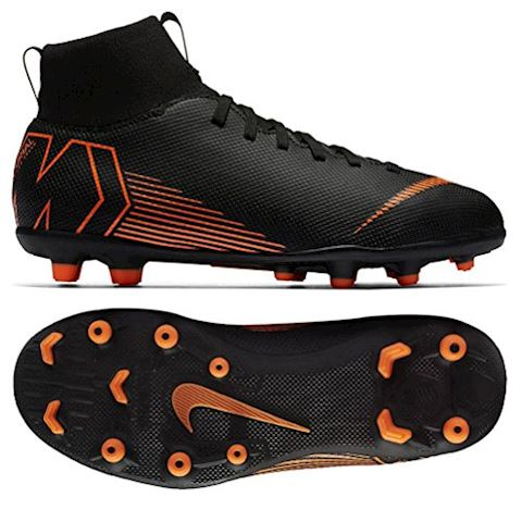 competitive price d2fd5 c4c63 Nike Jr. Mercurial Superfly VI Club MG Younger/Older Kids'Multi-Ground  Football Boot - Black