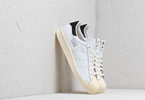 sports shoes d5dbe d3dbb Adidas Consortium x Slam Jam Superstar 80s White Image