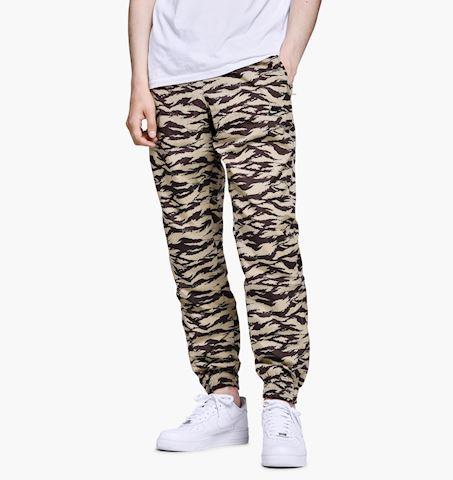 Nike Sportswear Printed VW Swoosh Woven Track Pants Khak Image