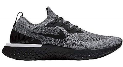 Nike Epic React Flyknit Men's Running Shoe - Black Image