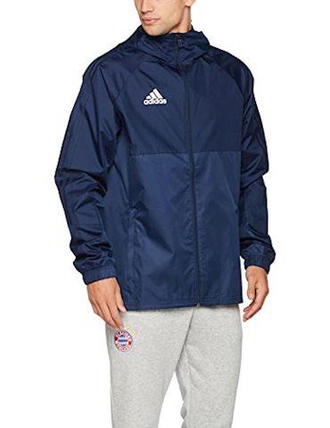 358eedace adidas Tiro 17 Rain Jacket Collegiate Navy White
