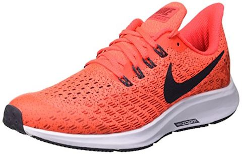 outlet store 4310e aef47 Nike Air Zoom Pegasus 35 Younger Older Kids Running Shoe - Red Image