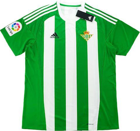 adidas Real Betis Mens SS Home Shirt 2016/17 Image