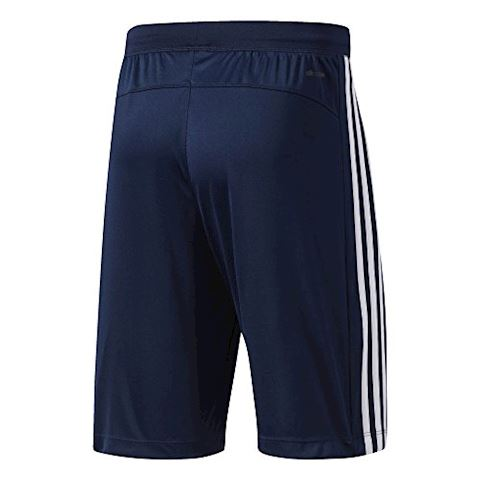 adidas D2M 3 Stripes Training Shorts Image 2