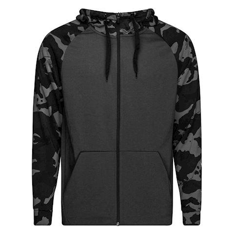 Nike Dri-FIT Men's Full-Zip Training Hoodie - Black