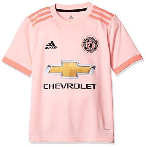 adidas Manchester United Kids SS Away Shirt 2018/19 Image