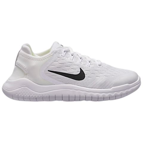 f364aa2ee36936 Nike Free RN 2018 Older Kids Running Shoe - White Image