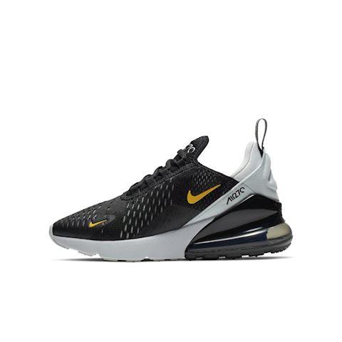 650fe6415ba6 Nike Air Max 270 Older Kids  Shoe - Black Image