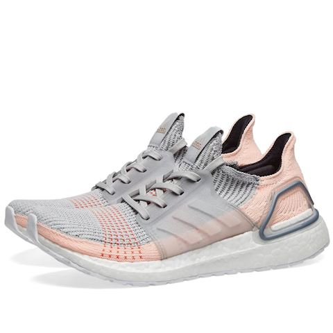 adidas UltraBOOST 19 W Grey Two Clear Orange True Orange