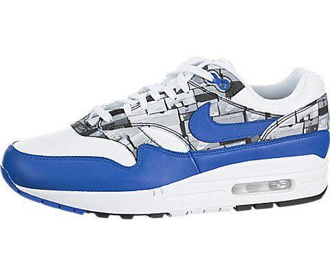 Nike Air Max 1 Print Blue Image
