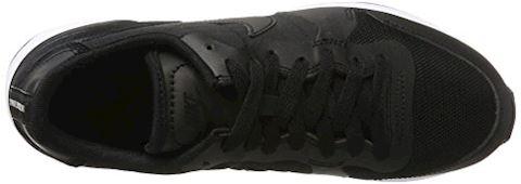 Nike  INTERNATIONALIST LT17  men's Shoes (Trainers) in black Image 7