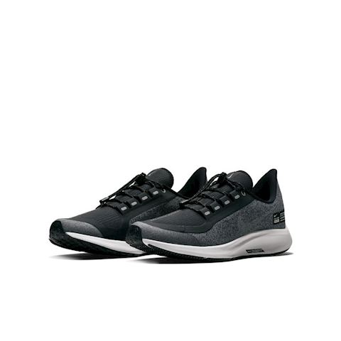 best authentic 8d1e0 8a864 Nike Air Zoom Pegasus 35 Shield Younger Older Kids Running Shoe - Black    AQ8779-001   FOOTY.COM