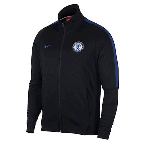 Nike Chelsea FC Franchise Men's Football Jacket - Black Image