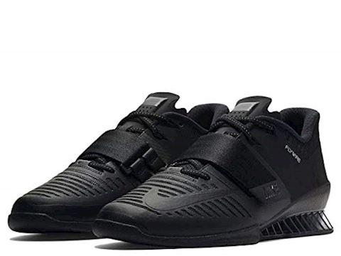 Nike Romaleos 3 Weightlifting/Powerlifting Shoe - Black Image