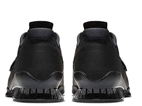 Nike Romaleos 3 Weightlifting/Powerlifting Shoe - Black Image 2