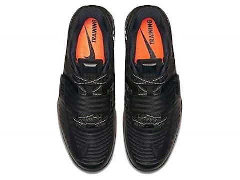 Nike Romaleos 3 Weightlifting/Powerlifting Shoe - Black Image 5