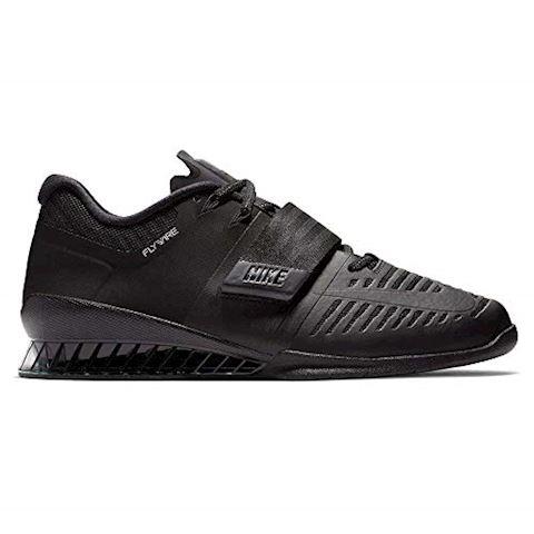 Nike Romaleos 3 Weightlifting/Powerlifting Shoe - Black Image 6