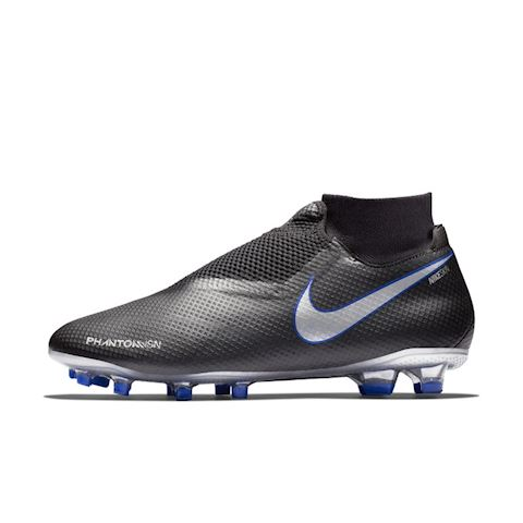 Nike PhantomVSN Pro Dynamic Fit FG Firm-Ground Football Boot - Black Image