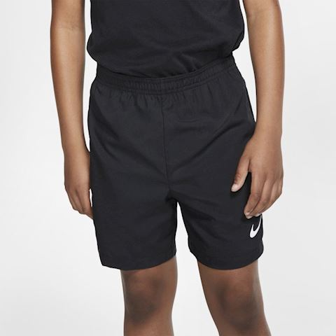 Nike Dri-FIT Mercurial Older Kids' Football Shorts - Black Image 4
