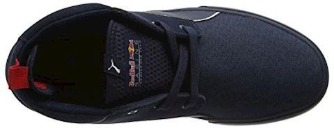 Puma Red Bull Racing Vulc Desert Boots Image 7