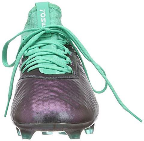 Puma One 2 WC Leather FG Football Boots Image 4