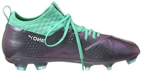 Puma One 2 WC Leather FG Football Boots Image 6