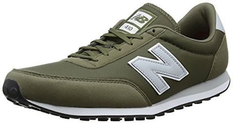 New Balance  U410  women's Shoes (Trainers) in Green Image