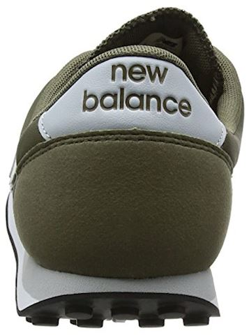 New Balance  U410  women's Shoes (Trainers) in Green Image 2