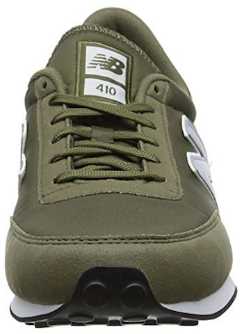 New Balance  U410  women's Shoes (Trainers) in Green Image 4