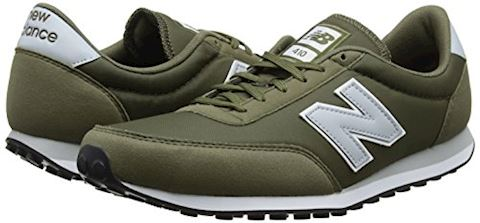 New Balance  U410  women's Shoes (Trainers) in Green Image 5