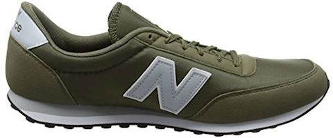 New Balance  U410  women's Shoes (Trainers) in Green Image 6