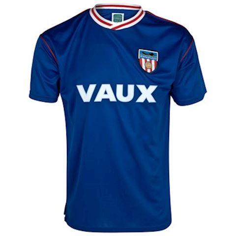 Score Draw Sunderland Mens SS Away Shirt 1990/91 Image