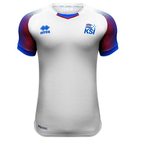 Errea Iceland Mens SS Away Shirt 2018 Image