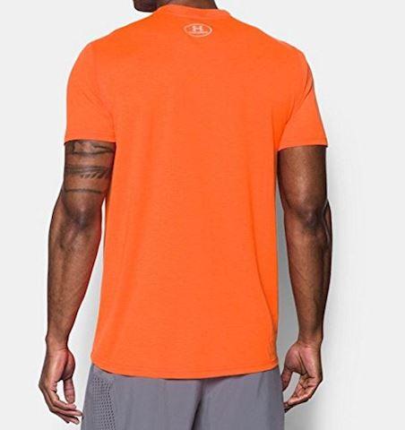 Under Armour Men's Threadborne Streaker Run Short Sleeve T-Shirt Image 3