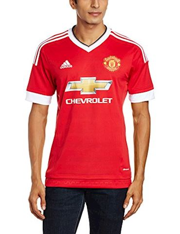 adidas Manchester United Mens SS Home Shirt 2015/16 Image