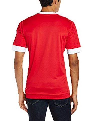 adidas Manchester United Mens SS Home Shirt 2015/16 Image 2