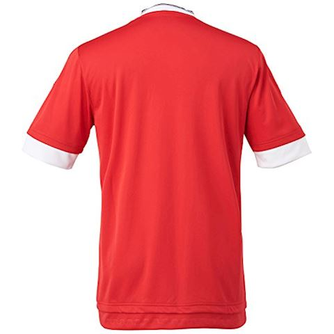 adidas Manchester United Mens SS Home Shirt 2015/16 Image 3