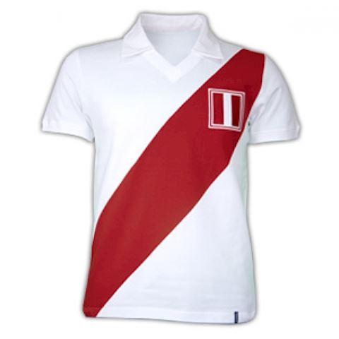 Peru Mens SS Home Shirt 1970 Image