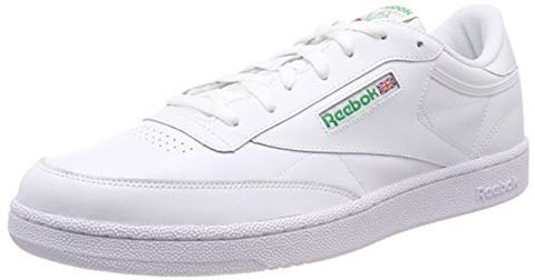 Reebok Classic  CLUB C 85  women's Shoes (Trainers) in White Image
