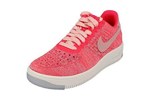sneakers for cheap cecc9 eebfc Nike Air Force 1 Flyknit Low Women's Shoe - Pink