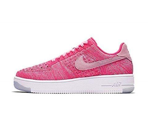 sneakers for cheap da7c3 fca95 Nike Air Force 1 Flyknit Low Women's Shoe - Pink