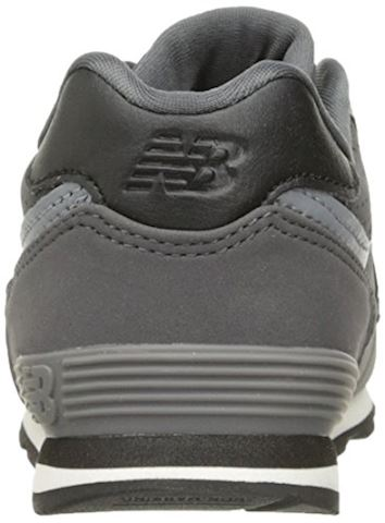 New Balance  KL575  girls's Shoes (Trainers) in Grey Image 2