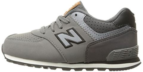 New Balance  KL575  girls's Shoes (Trainers) in Grey Image 5
