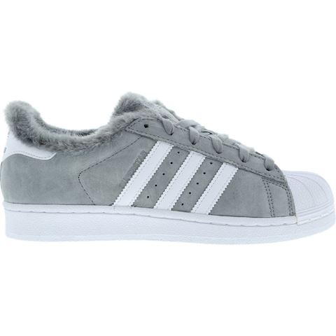 adidas Superstar Fur - Women Shoes | DB25