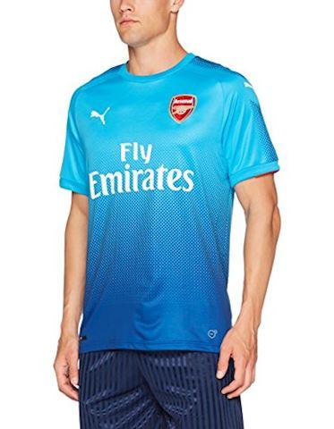 Puma Arsenal Mens SS Away Shirt 2017/18 Image