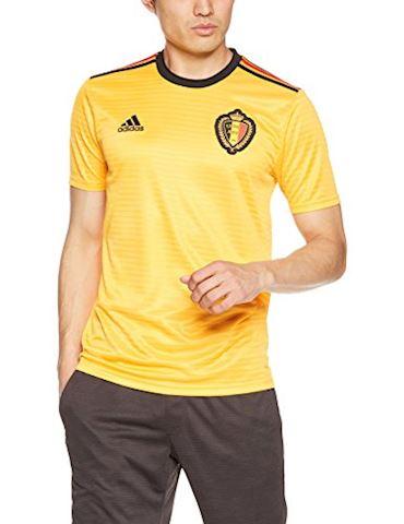 adidas Belgium Mens SS Away Shirt 2018 Image