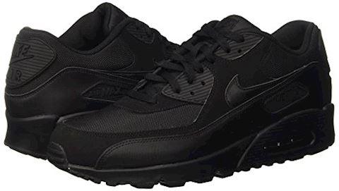 Nike Air Max 90 Essential Men's Shoe - Black Image 6