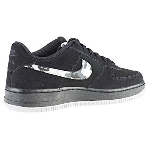 Nike Air Force 1 Older Kids' Shoe - Black